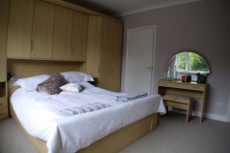 Spacious room close to Cambridge and Science Park