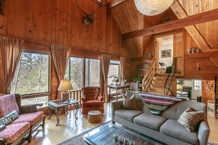 The Green Mountain Chalet