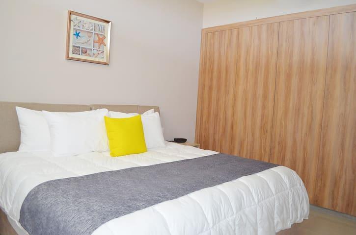 Marina suites 1 dormitorio