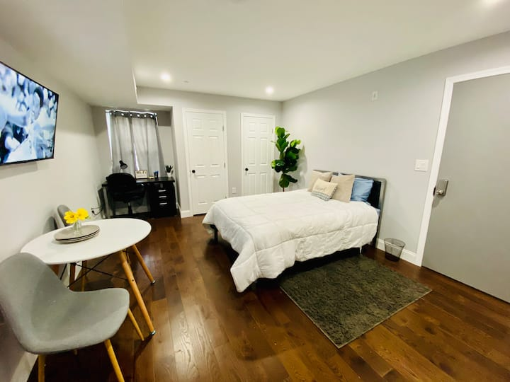 Modern Upscale Suite