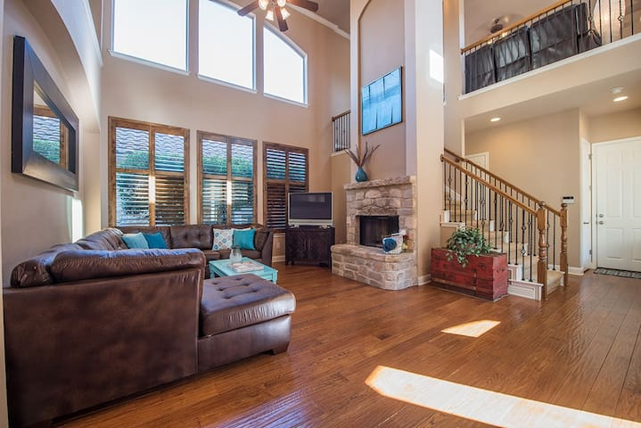 Avery Ranch Executive Home