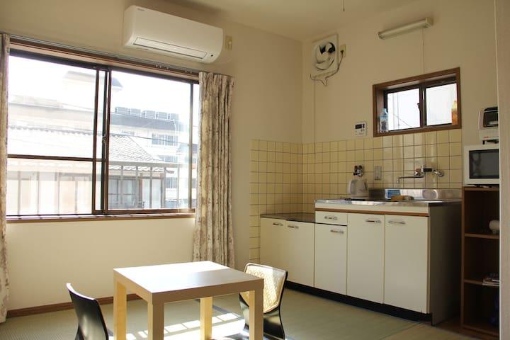 清水寺祇園徒步圈 京都最佳位置 kiyomizu Gion area!Best location! - 京都市东山区 - Talo