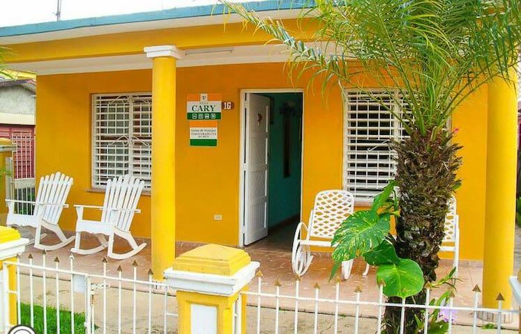 Villa Cary Viñales HABITACIÓN 1 - Viñales - Casa