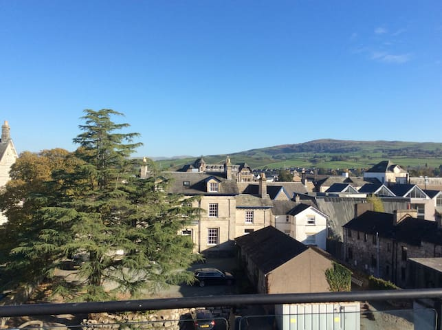 Luxury Studio B&B Accommodation in Central Kendal - Kendal - Wohnung