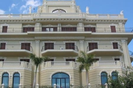 Suite **** da 75 a 90 Mq Vista Mare - Boca Chica