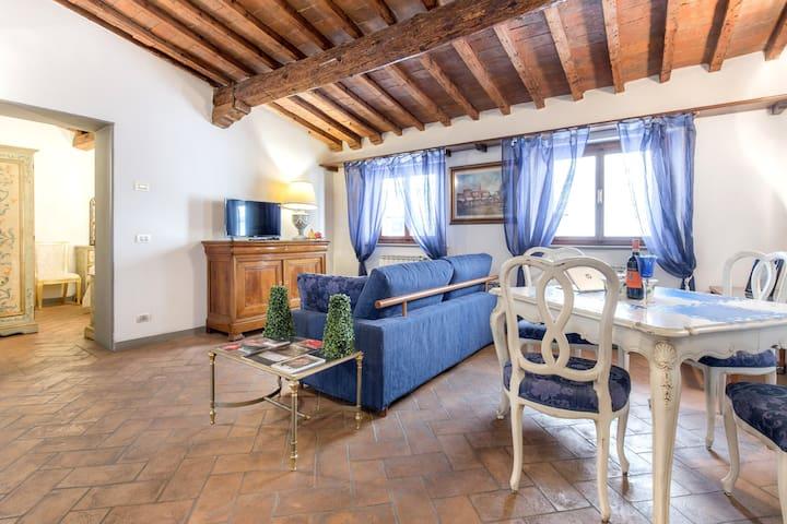 LoveTheAttic Historical View Palazzo Vecchio