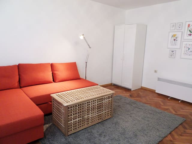 Fully Renovated Cheap Apartment In Green Area - Sofya - Daire