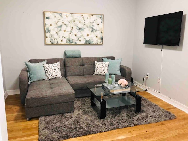 2 Bedrooms  Next to Central Park and CU West side