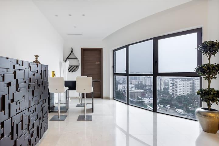 5 Bedroom Luxury Apartment @ Eden Heights