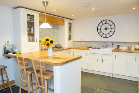 Twin or double en-suite, in quiet family home - Ulverston - Ház
