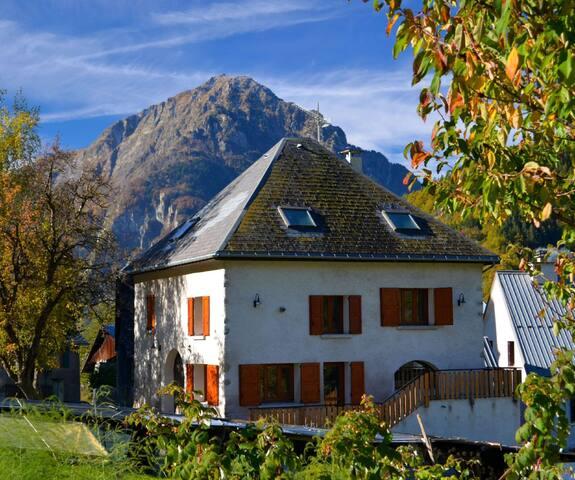 Hotelkamer voor 1 persoon in Auberge