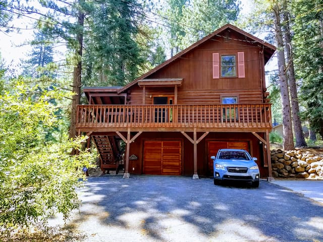 Truckee mountain home - 2 bedrooms, private bath