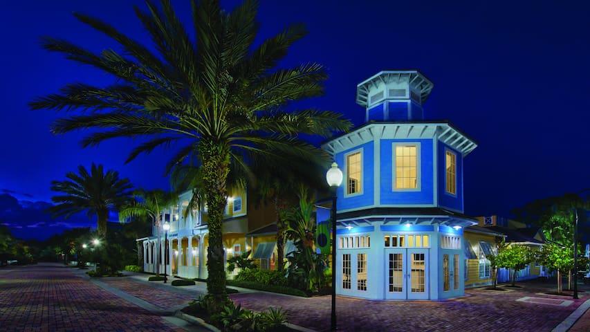 Marriott Harbour Lake Luxury 1BD villa sleeps 4