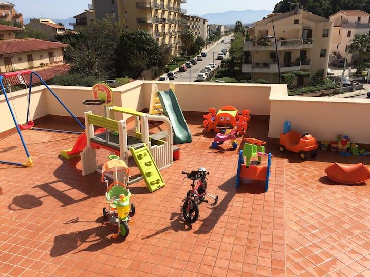 Villa Ninì (2 apartments in villa)