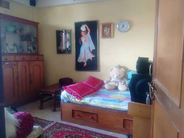 Local Kathmandu family stay