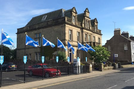 Up to 8 Rooms to Let in Scottish Borders - Coldstream - Гестхаус