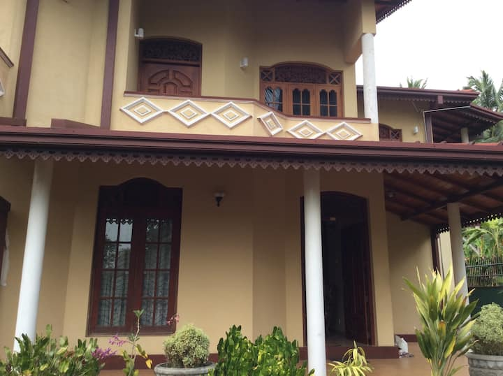 Unik bolig i Sri Lanka