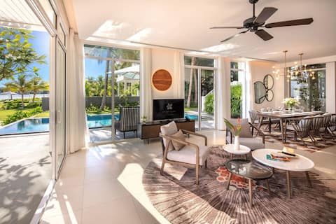 ENTIRE SUNSET VILLA 3 BEDROOMS ⭐️ STEP TO BEACH