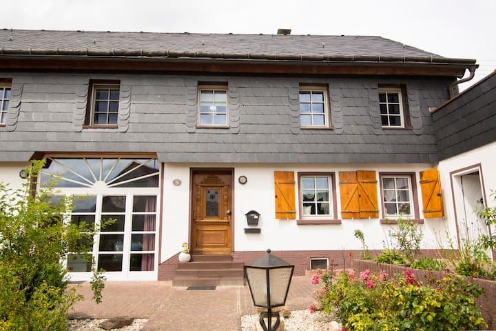 """4 Sterne Ferienhaus """"Zum Weiher"""""""