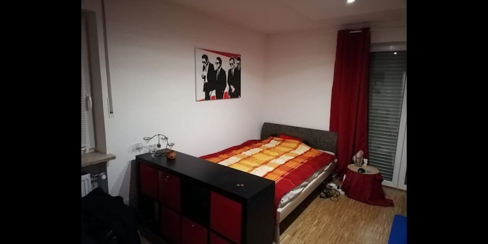 Süße Wohnung für zwei in ruhiger, zentraler Lage
