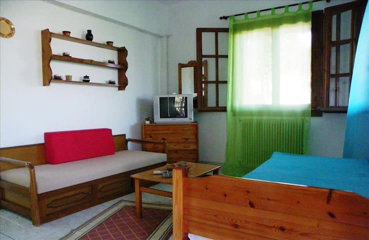 1 bedroom Flat in Nea Potidea RE0559 Rent-Flat - Halkidiki - Appartement