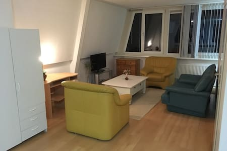Top floor studio near Amsterdam centre - アムステルフエーン