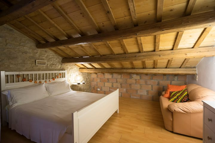 B&B Locanda Nemorosa - Camera 5 - Montecarotto - Bed & Breakfast
