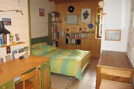 Chambre du devenir - Saint-Aupre - 独立屋
