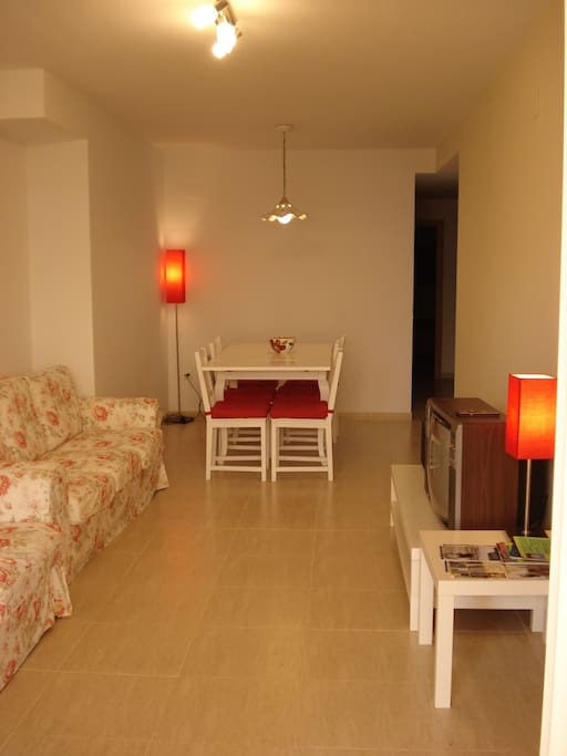 amplio piso ideal para famílias