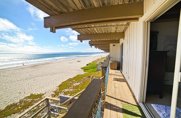 709 On the Beach - La Selva Beach - House