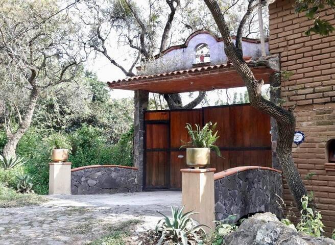 Refugio del Alma - Suite #1 / King Size - Tepoztlán - Bed & Breakfast