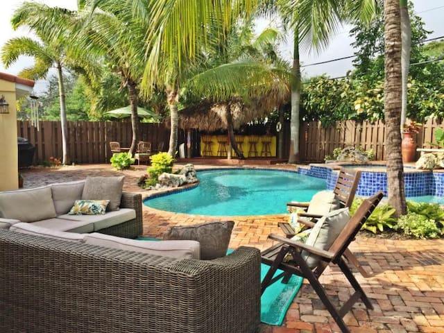West Palm Beach Retreat