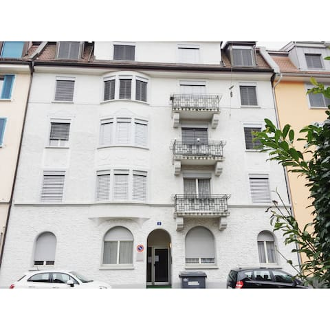 Studio apartment in the heart of the city