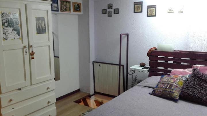 Eugenia´s apartment