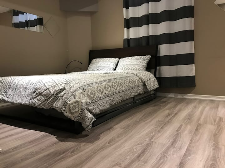 Entire Guest Unit | 1 Bedroom | Private Entry