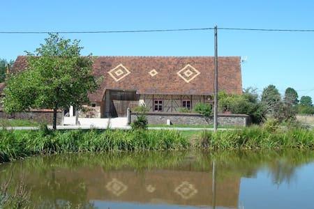 chezlesgoyp - Cosges - Rumah Tamu