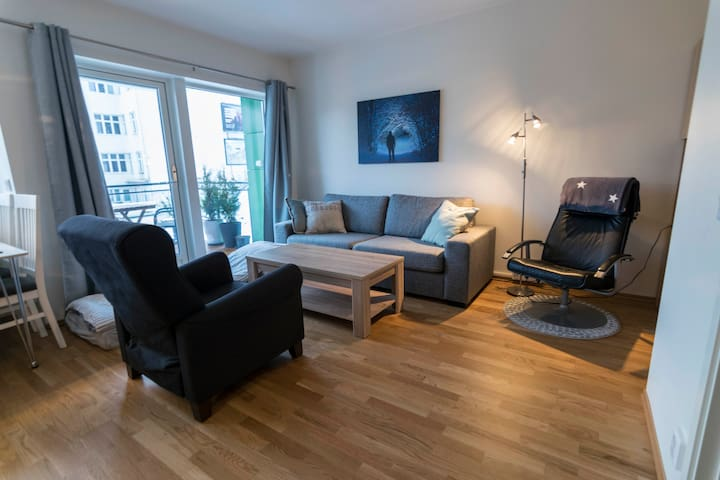 Modern & comfy shared apartment, BREAKFAST INCL.