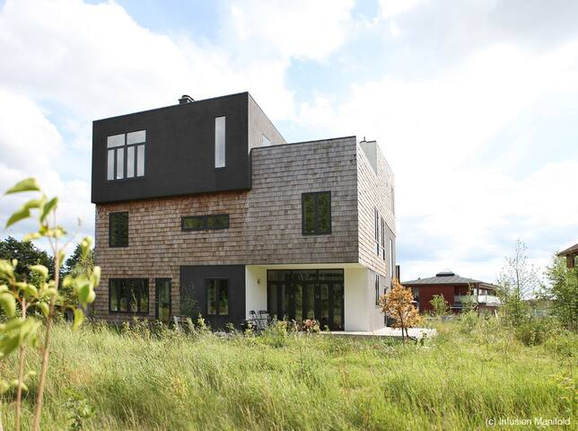 The Hug House - Glostrup - Casa