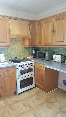 Studio+parking,city center+ free fish&chips - Norwich - Lägenhet