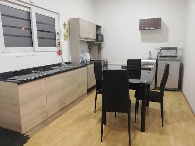 Habitaciones de muy buena calidad