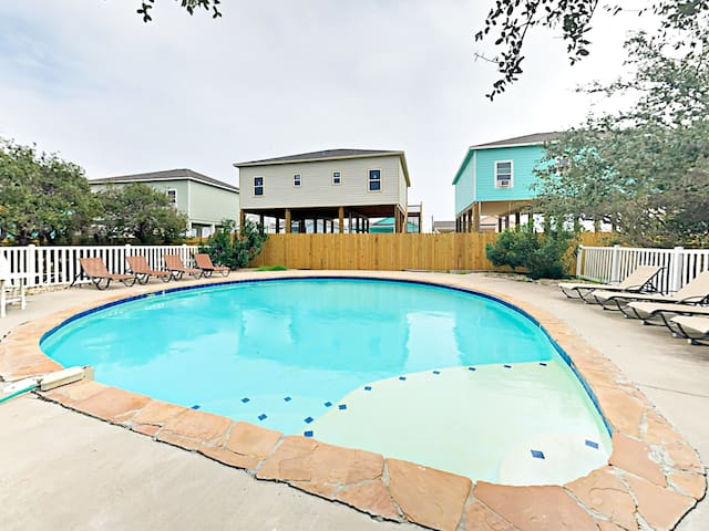Guests of this rental will enjoy access to the community pools.