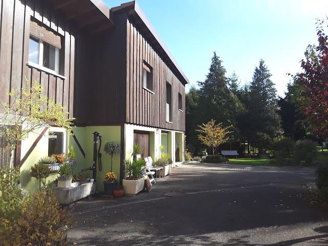 Superbe appartement à la campagne - Sud Alsace
