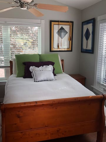 JUST added new furniture, new mattress, new sheets on the second bedroom.