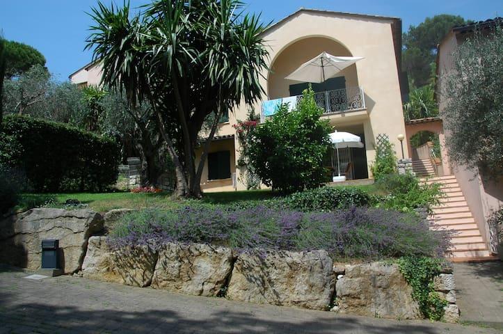 Quiet, well located apartment near Biot village - Biot - Apartemen
