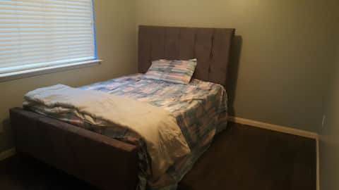Pleasant private suite
