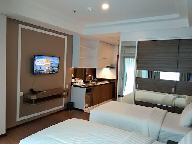 Panbil Apartment | Studio Deluxe | 32m2 |All-in