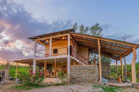 Casa Maderas - Popoyo