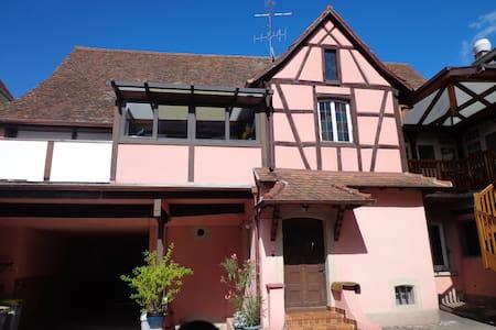 Appart Centre Alsace  entre Colmar/Strasbourg - Benfeld