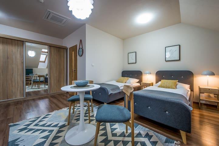 POETIKA APARTMENTS - apartment MUSE