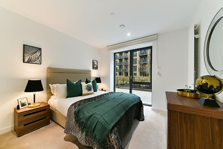 The Penthouse 4 bedroom flat combo